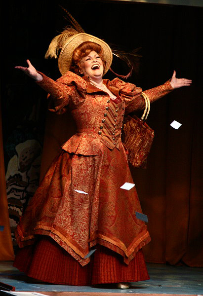 Monica Wemitt In Dolly