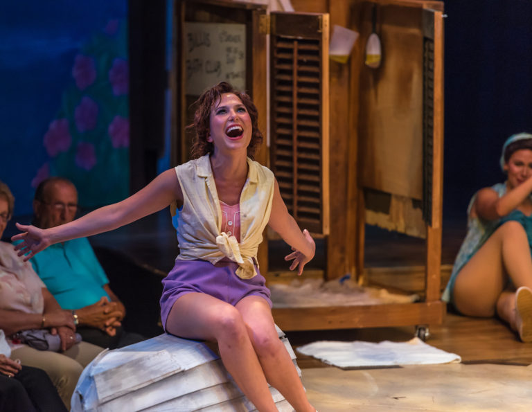 the main theme of racial prejudice in south pacific The exploration of racial prejudice, and, of course the show's major musical themes south pacific relies on the essence of a specific historical moment.