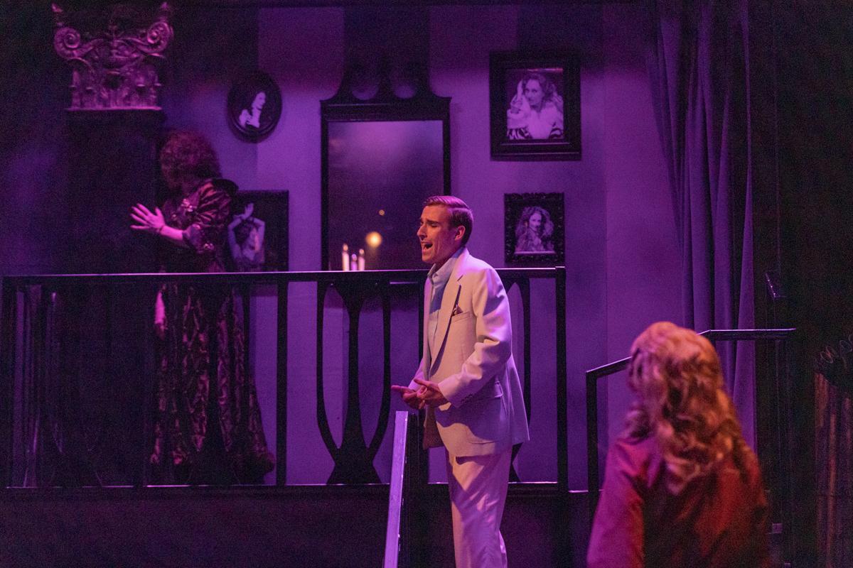 James Rodgers – Mac-Haydn Theatre