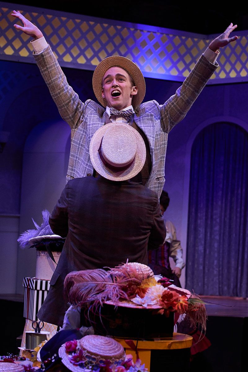 Dan Macke in Hello Dolly