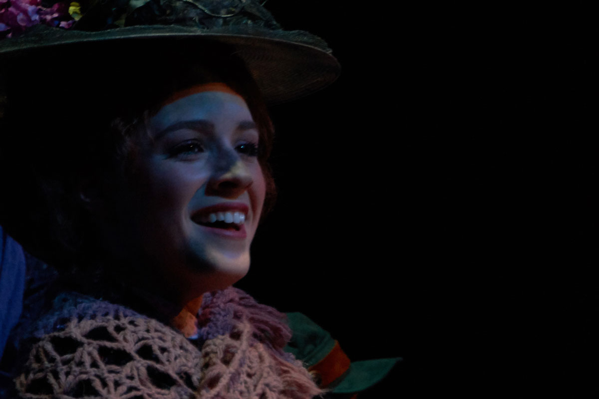Eryn LeCroy in My Fair Lady